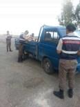 KUMKUYU - Mersin'de 50 Bin Lira Değerinde Elektrik Kablosuyla Yakalanan Şüpheli Tutuklandı