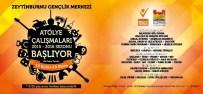 Zeytinburnu Belediyesi Gençlik Merkezi'nin Kurs Kayıtları Başladı
