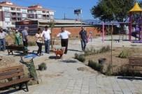 AK PARTİLİ BAŞKAN - Burhaniye'de Park Sayısı Artıyor