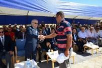 PANCAR ÜRETİCİLERİ - Pancar Alım Kampanyası Törenle Başladı