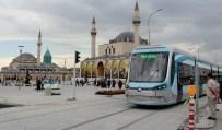 Konya'da Tramvay Seferleri Yeniden Başlıyor