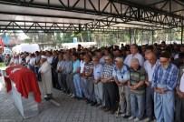 İSMET GÜNGÖR - Rusya'da Öldürülen Türk Mühendis Tarsus'ta Toprağa Verildi