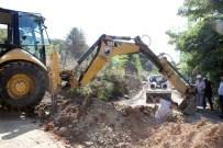 AYDOS ORMANI - Aydos Orman Yolu Düzenlemeleri Devam Ediyor