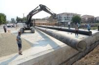 KOÇYAZı - Düzce'de İçme Suyu Hatlarında Genel Bakım Yapılıyor