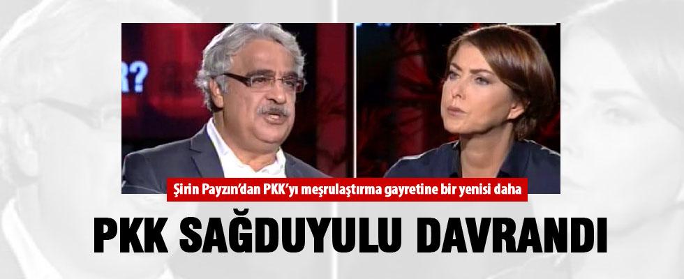 HDP'li Sancar'dan skandal PKK açıklaması