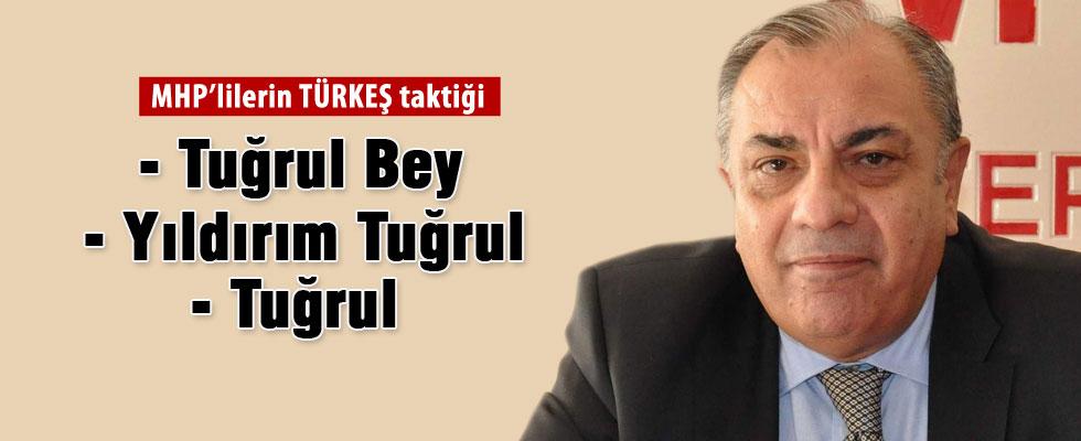 MHP'liler Türkeş soyismini kullanmayacak