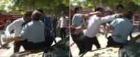 APARTMAN YÖNETİCİSİ - Polise kafayı gazın etkisiyle atmış!