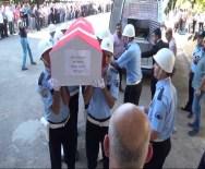 ZİVER ÖZDEMİR - Şehit Komiser Yardımcısı Törenle Memleketine Uğurlandı