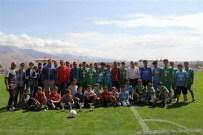 DEMIRKENT - Yaz Kur'an Kursları Futbol Turnuvası Tamamlandı