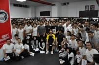 DÖVÜŞ SANATI - Ta Wingtsun Spor Akademisi Yeni Mezunlarını Verdi