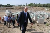 DRENAJ KANALI - 'Aşağı Çekerek Projesi Orta Karadeniz Bölgesi'nin GAP'ıdır'