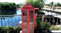 TAHTA KÖPRÜ - Avanos'ta Al Götür Oku Getir Standları Açıldı