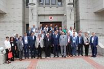 CEMAL ŞENGEL - Daib Heyeti Kardeş Ülke Azerbaycan'da