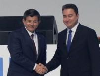 ALİ BABACAN - Davutoğlu'ndan Ali Babacan sorusuna yanıt