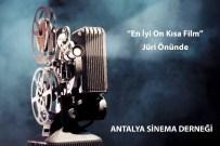 CÜNEYT CEBENOYAN - 'En İyi 10 Kısa Film' Jüri Önünde