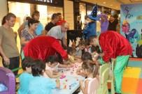 SİHİRBAZLIK - Küçük Çocuklara Bayram Sürprizi