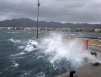 BURDUR MERKEZ - Meteoroloji Antalya Ve 3 İl İçin Uyardı