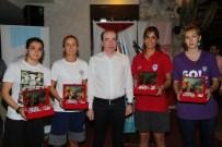 ALTIN KOZA - Altın Koza Kadınlar Basketbol Turnuvası Sona Erdi
