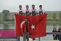 NUH ÇIMENTO - Balkan Gençler Ampiyonası'na Körfez Damgası