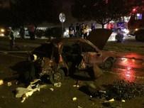 A9 - Bolu'da Trafik Kazası; 2 Ölü, 2 Yaralı
