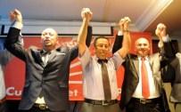 ALI ERDOĞAN - CHP Uşak Teşkilatı, Ali Erdoğan'ı Bağrına Bastı