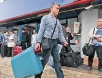 OTOBÜS BİLETLERİ - Dönüş biletleri tükendi