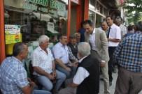 FAHRİ KONSOLOSLUĞU - Milletvekili Yüksel Memleketinde Hemşehrileri İle Bayramlaştı