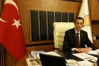 KURBAN İBADETİ - AK Parti Erzurum İl Başkanı Fatih Yeşilyurt Açıklaması 'Birliğin, Kardeşliğin, Barışın Adı, Bayram'