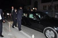 Başbakan Memleketinden Ayrıldı