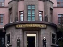 MAKYAJ MALZEMESİ - Genelkurmay Açıkladı Açıklaması Tam Bin 250 Kişi !