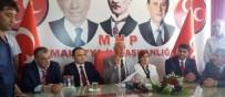 MEHMET ERDEM - MHP'de Aday Tanıtımı