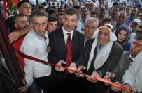 NECMETTIN CEVHERI - Türkiye'de İlk Seçim Ofislerinden Biri Cevheri Tarafından Açıldı