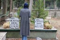 MERSIN - Yağmura Rağmen Mezarlıklara Koştular
