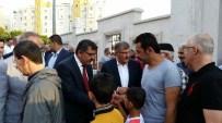 Zeytinburnu'nda Bayramlaşma Geleneği Bu Bayram Bozulmadı