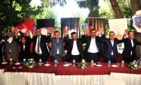MEHMET ERDEM - Aydın AK Parti Bayramlaştı