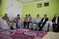 MURAT KAHRAMAN - Kaymakamdan Şehit Ve Gazi Yakınlarına Bayram Ziyareti