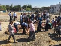 AHMET TOPRAK - Kurbanlık Satışı Sokağa Taştı