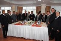 BAHATTİN ÇELİK - Mardin'de Bayramlaşma Programı
