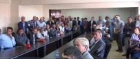YUSUF SELAHATTIN BEYRIBEY - Kars AK Parti Milletvekili Adayları Partililerle Buluştu