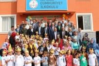 KUTADGU BILIG - Cumhuriyet İlkokulunda İlköğretim Haftası Açılış Programı Yapıldı