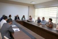 SıDKı ZEHIN - İnsan Hakları Kurulu Büyükşehir'de Toplandı