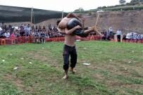 HASAN KAHRAMAN - Manyas'ta Pehlivan Güreşleri Ve Pomak Şenliği