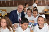 SAIT KARAHALILOĞLU - Mersin'de 2015-2016 Eğitim-Öğretim Yılı Törenle Başladı
