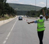 TRAFİK KURALI - Bayram Tatilinde 270 Bin TL Ceza