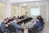 HAKAN BAYER - Bingöl'de Seçim Güvenliği Toplantısı
