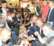 BALIKÇI ESNAFI - CHP Genel Sekreteri Tekin, Ulus Halini Ziyaret Etti