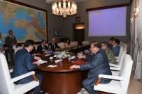MAHMUT HERSANLıOĞLU - Hatay'da Seçim Güvenliği Toplantısı Yapıldı