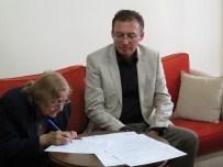 Hayırsever Atayalvaç, Yalvaç'a MYO Binası Yaptıracak