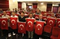 MEHMET FİLİZ - KTO Meclisi'nden Teröre Bayraklı Tepki