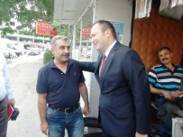MEHMET ERDEM - MHP Adaylarından Esnaf Gezisi